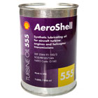aeroshell-555-oil